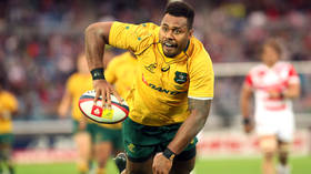 Aussie rugby star APOLOGIZES after sharing 'I love Jesus' message at Easter
