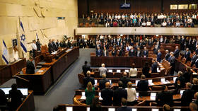 New Israeli MPs sworn in, President Rivlin calls for unity