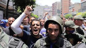 Pro-Guaido bloc celebrates, encourages Venezuela coup attempt