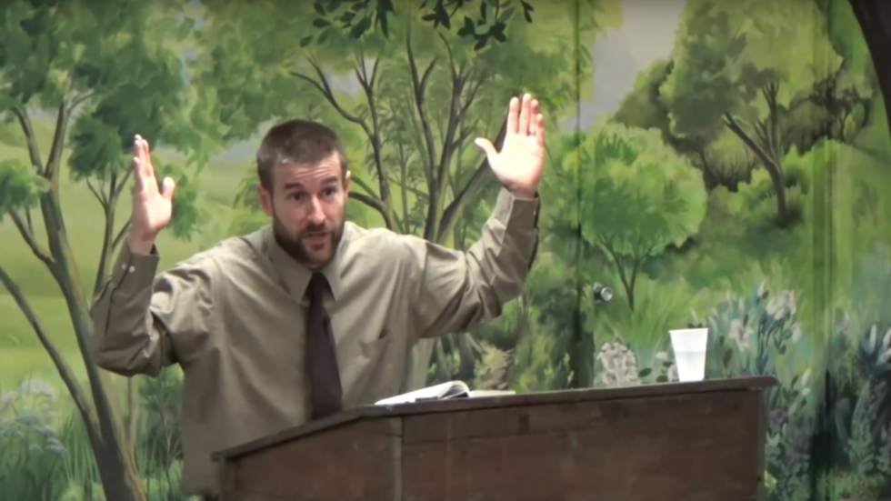 'You'll end up like Sodom and Gomorrah': American pastor banned from Europe over hate speech