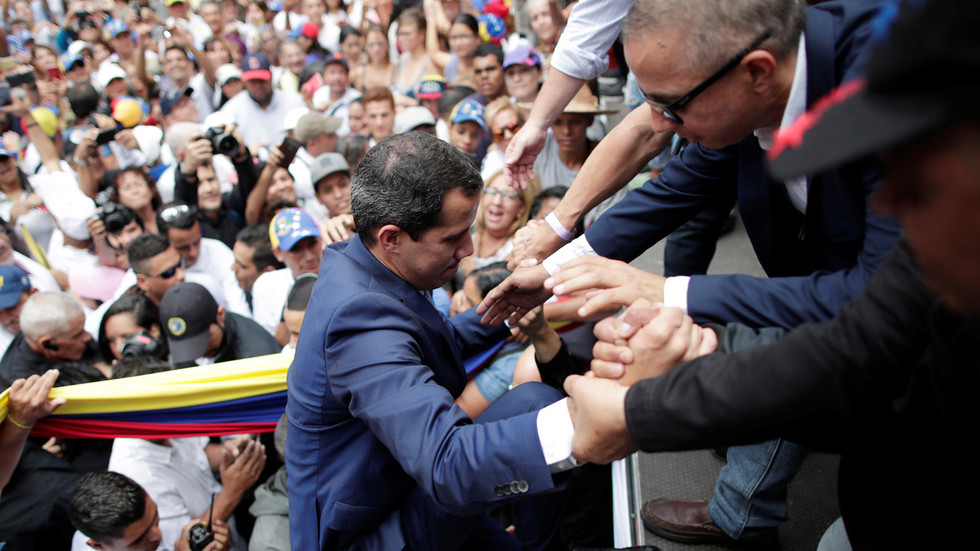 Change of tack? EU quieter on latest failed Venezuela coup attempt as Guaido's influence wanes