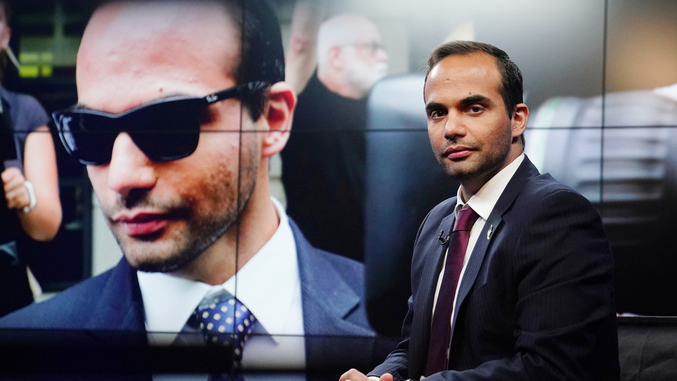 Papadopoulos describes intel agency's scavenging for scraps on Russian collusion in Trump campaign