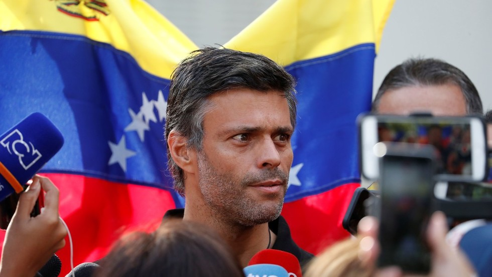 Spain vows its embassy in Venezuela won't become 'center of political activity' for Guaido's mentor