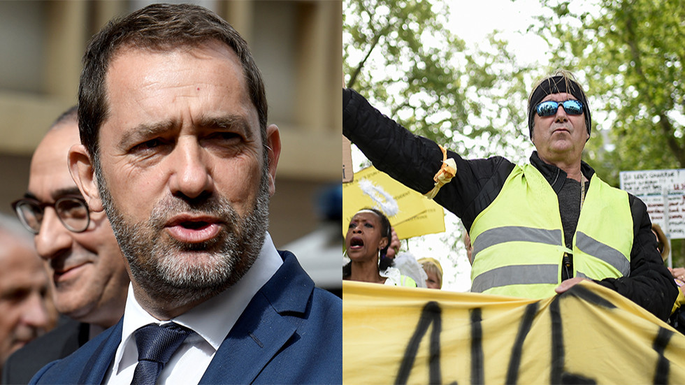French minister slammed for twisting 'truth' after fake claim of hospital attack by Yellow Vests