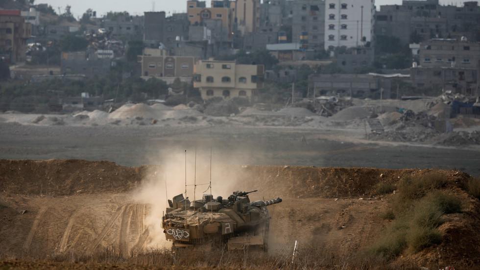 At least 1 killed, several injured as IDF unleash retaliatory strikes on Gaza – health officials