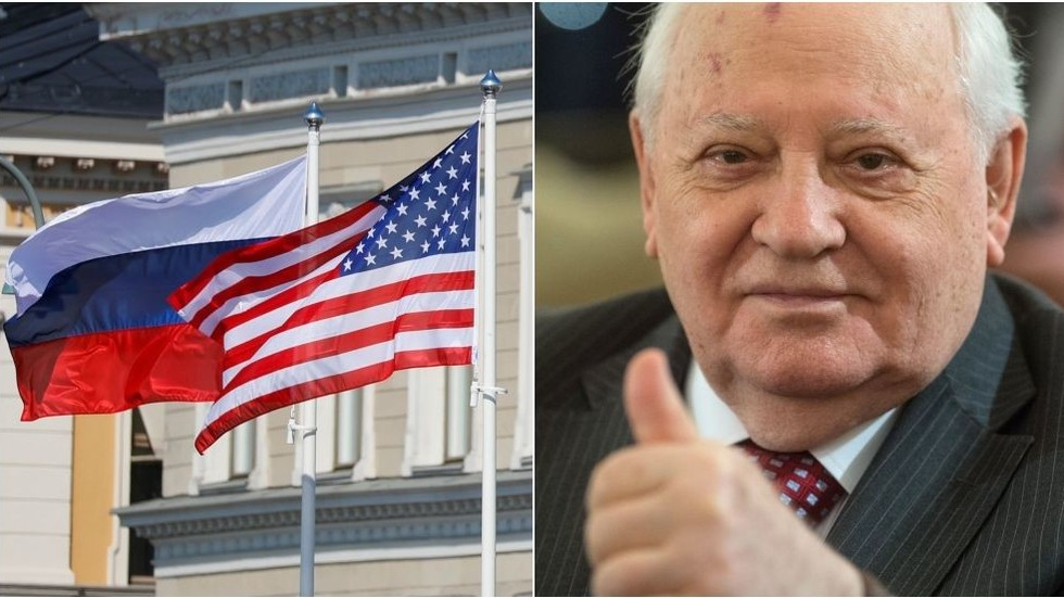 Trump is right to say US-Russia relations have 'tremendous potential' – Gorbachev