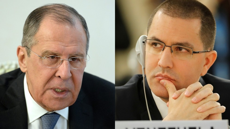 Lavrov set to meet with Venezuelan FM after failed coup attempt in Caracas
