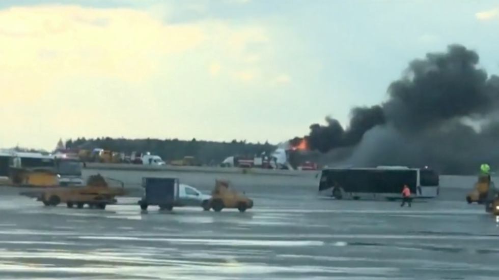 'Scared to death': Passenger on board ill-fated Sukhoi-100 recalls crash-landing