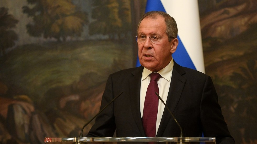 Lavrov slams US actions towards Venezuela ahead of Pompeo talks