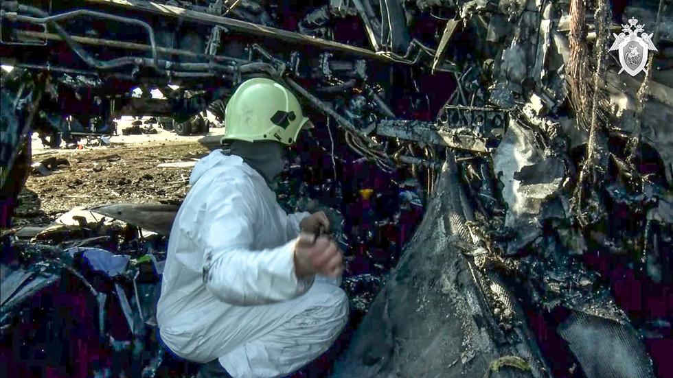 Superjet-100 black boxes processed, one 'severely damaged' in crash-landing – aviation watchdog