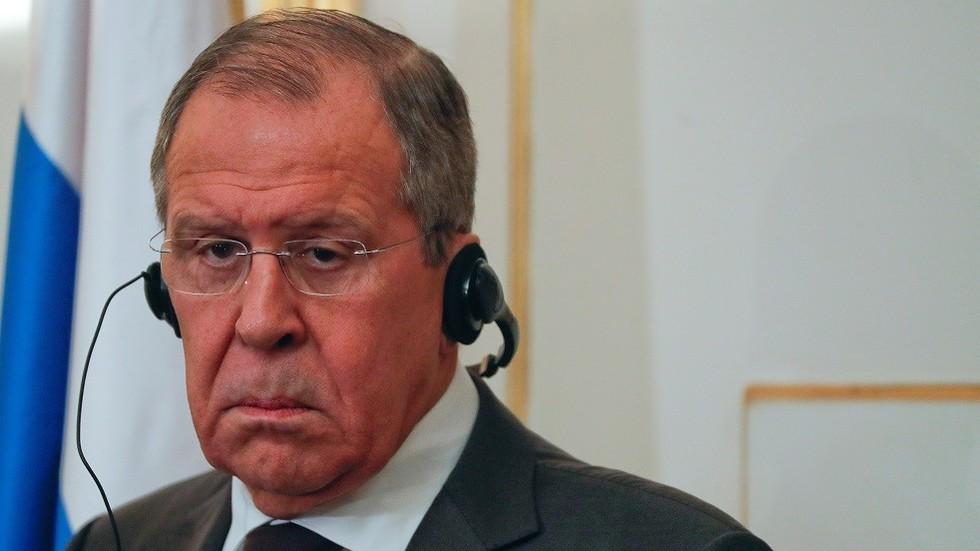 'You're called fake news': Lavrov shoots down CNN's 'fake question' on Venezuela