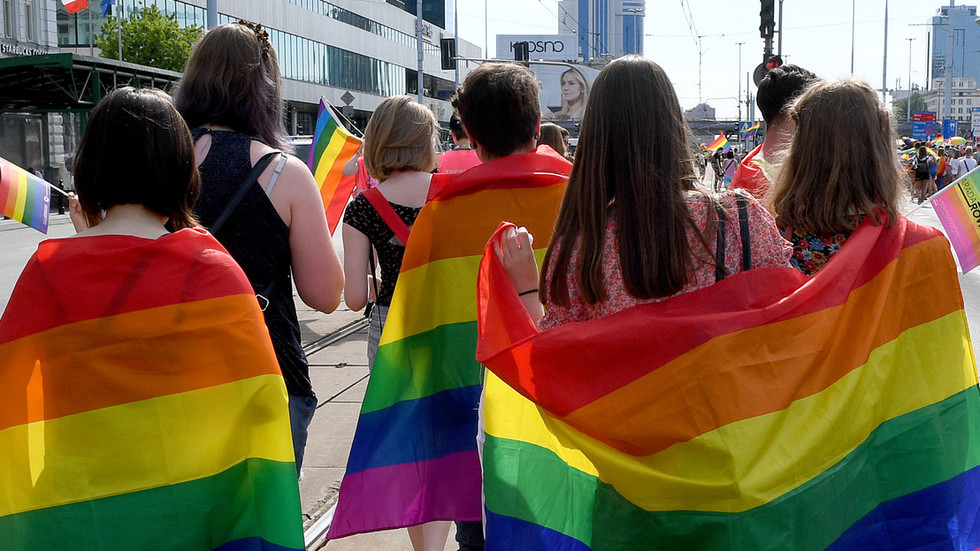 Polish LGBT rights activist arrested for coloring 'Our Lady' icon in gay pride rainbow