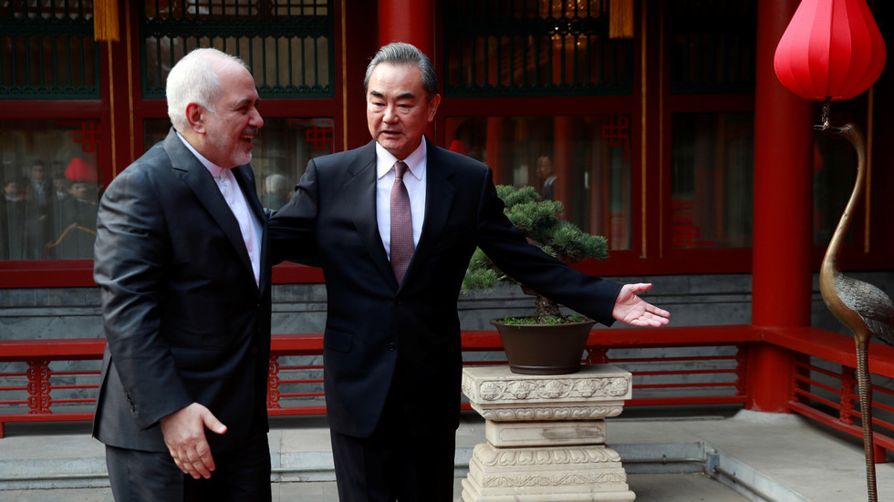 China regrets US pressure on Iran, calls for full implementation of nuclear deal