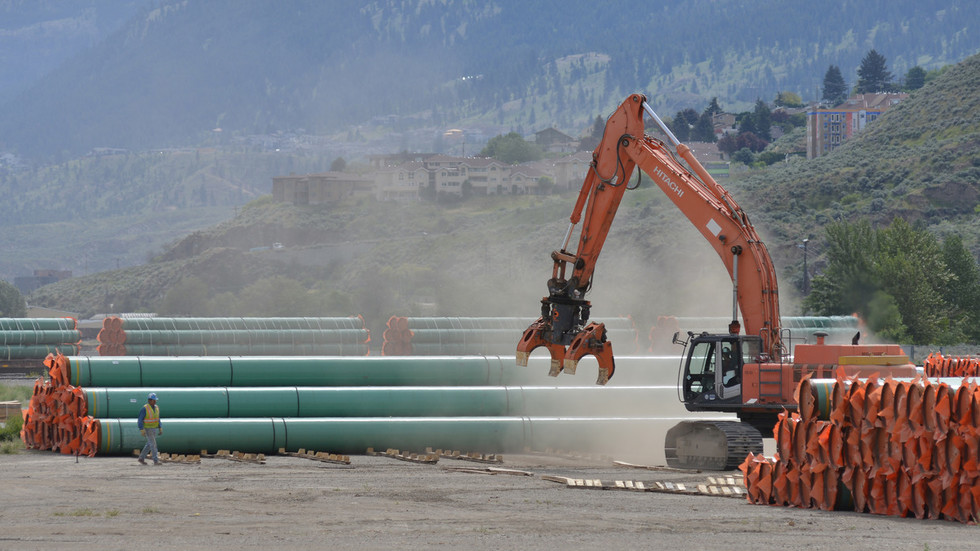 Canada set to approve Trans Mountain oil pipeline expansion
