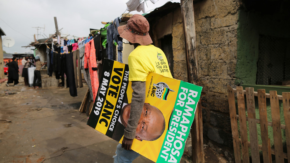 As it re-elects hopeless ANC again, do we finally admit that post-apartheid South Africa has failed?