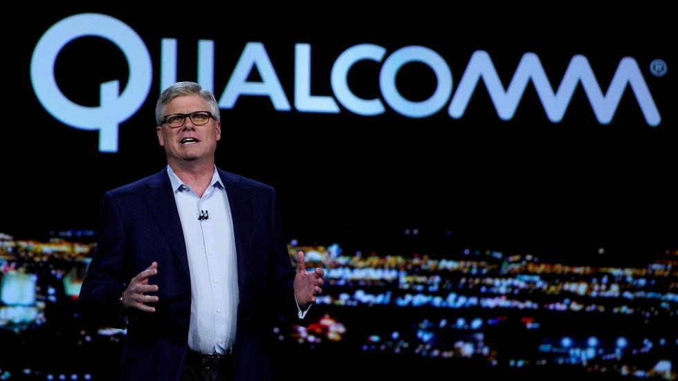 Qualcomm awards CEO with $3.5 million bonus after multi-billion settlement with Apple