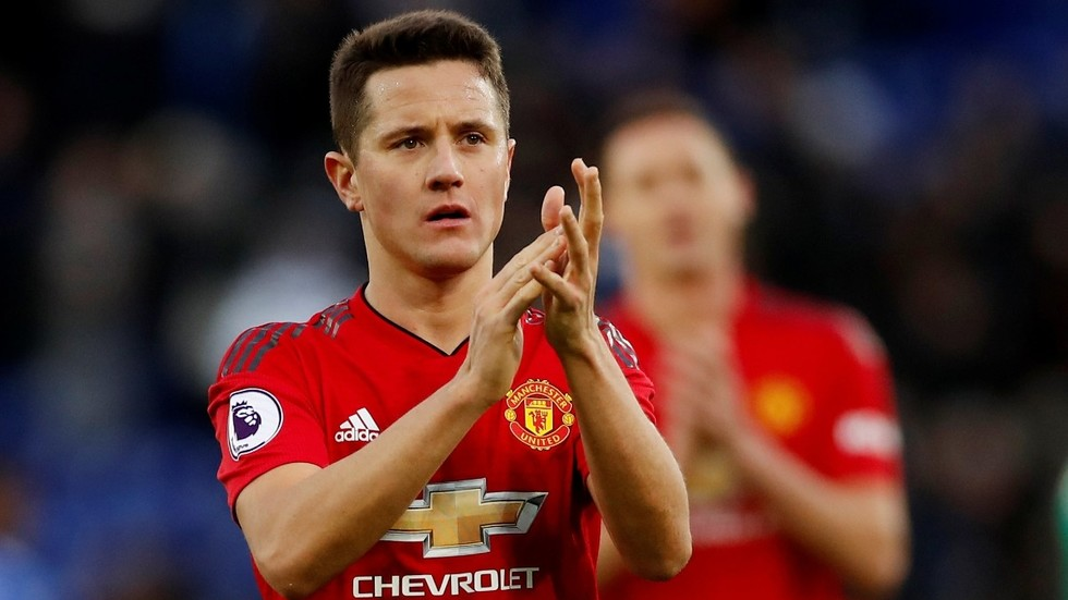 'There Is Red In My Heart': Ander Herrera Bids Farewell To