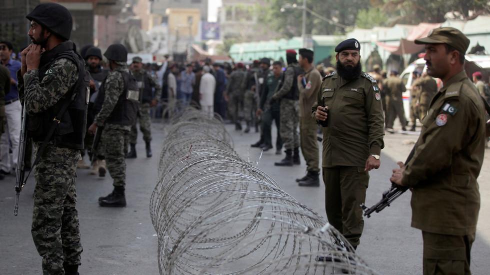 Gunmen attack 5-star hotel in major Pakistani port city of Gwadar – local media