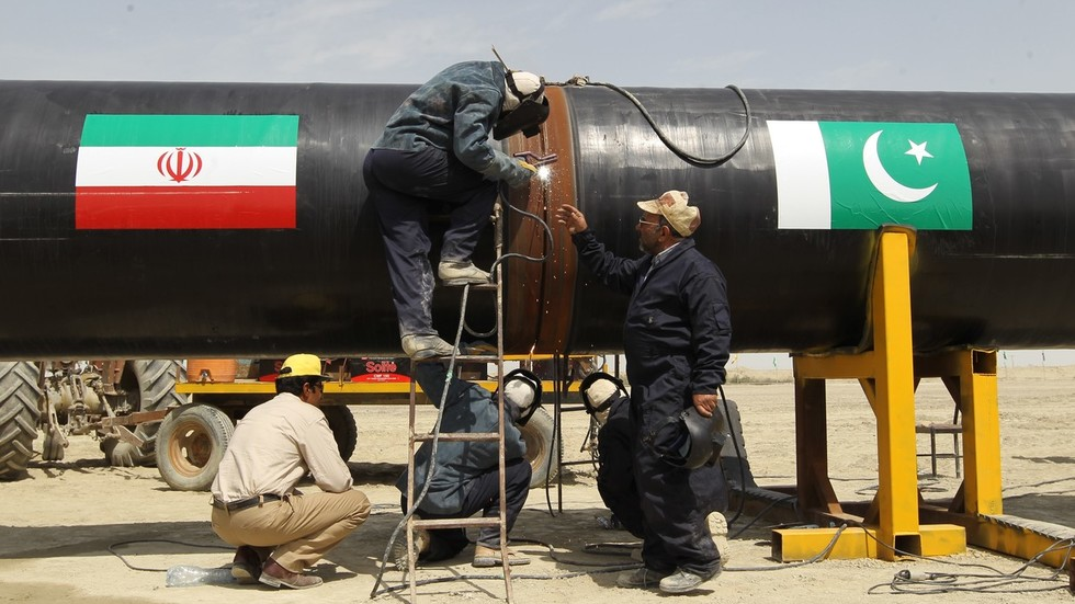 Us Sanctions Could Force Pakistan To Ditch Peace Pipeline