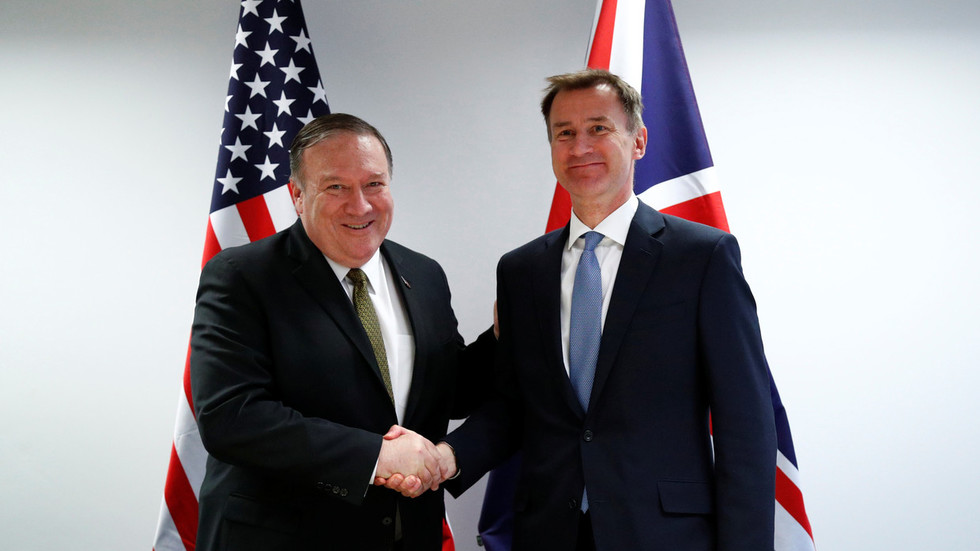 Unintended escalation? British foreign sec claims US-Iran conflict could kick off 'BY ACCIDENT'