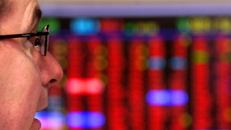 Global stock markets plunge after China responds in kind to US tariffs