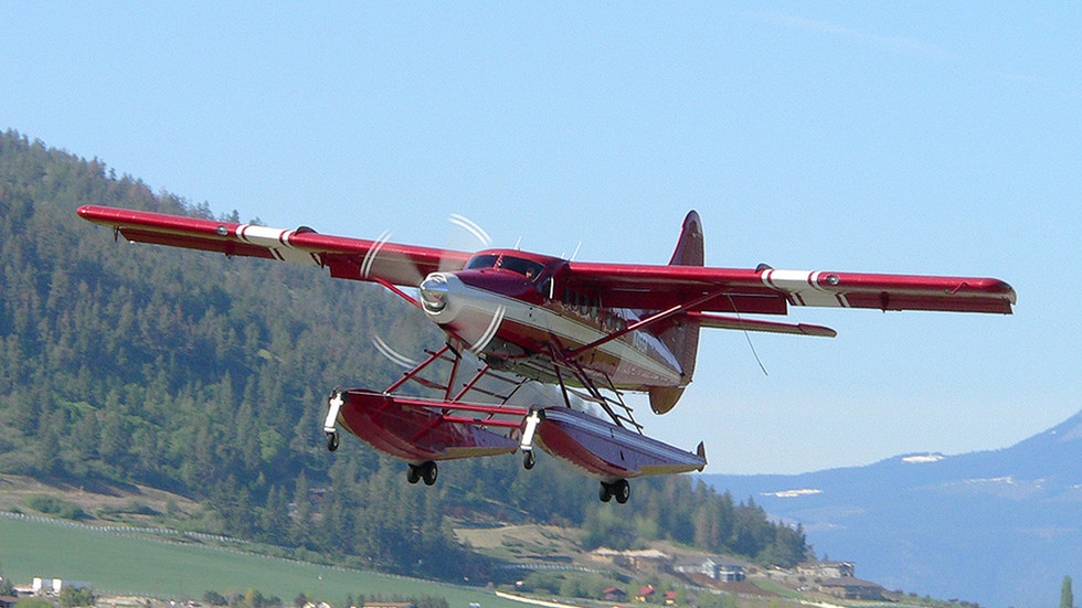 5 killed, 10 injured in midair seaplane collision in Alaska