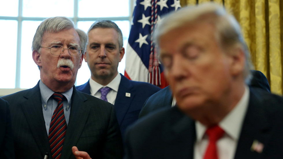 'You wanted a deal, you get a war': Iranian adviser warns Trump what listening to Bolton gets him