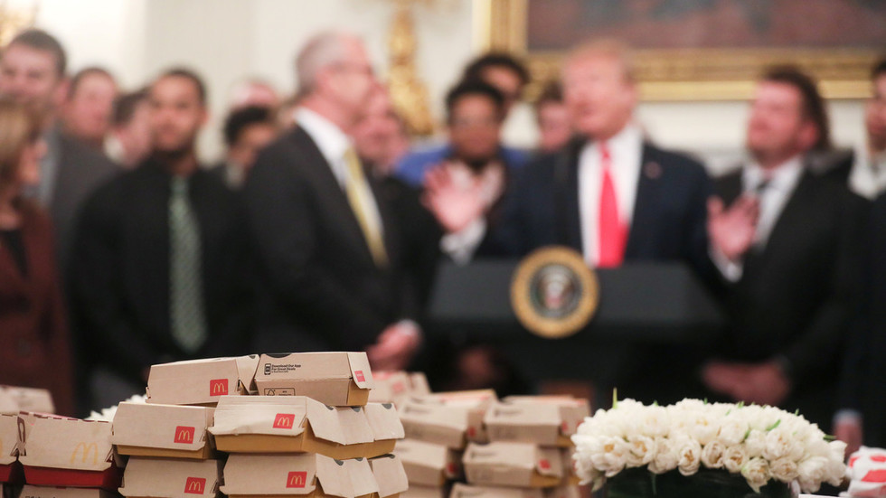 Fries with that? In most American move ever, US outsources Austria consular service to... McDonald's