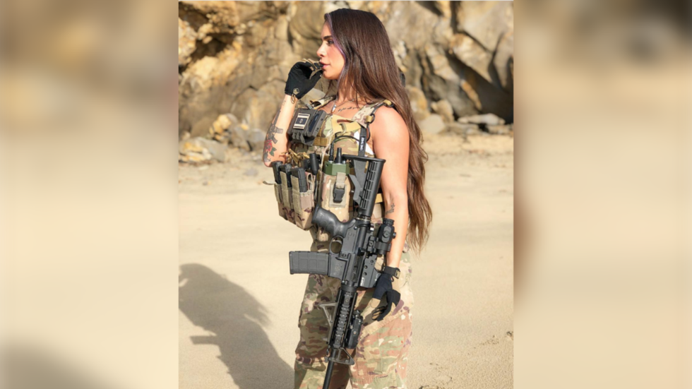 Girl firepower: IDF vet 'Queen of guns' praises US firearm laws as 'best in the world'