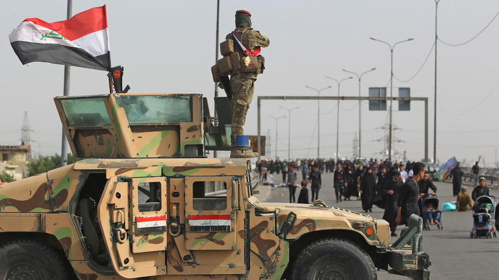 Germany suspends training Iraqi troops amid US-Iran tensions in the Gulf