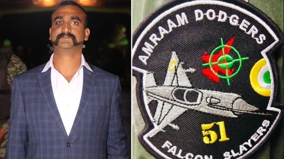 Falcon Slayers: Indian hero pilot's squadron gets new patches for F-16 downing denied by Pakistan