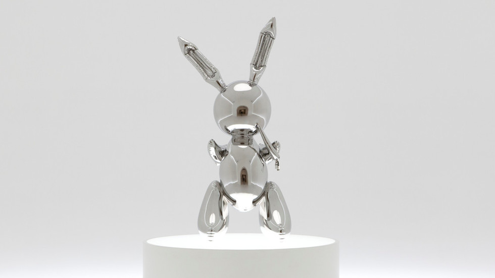 Don't laugh at Koons' Rabbit selling for $91 million – get angry at economic system that enables it