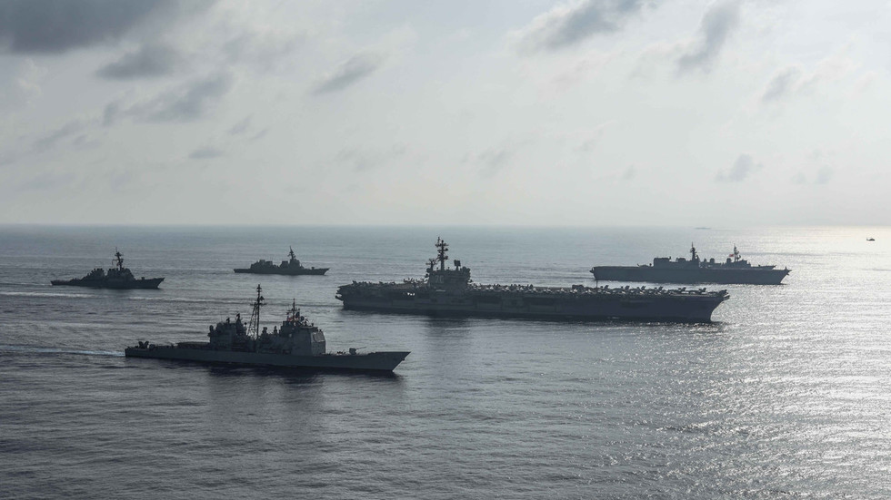 US is heading toward a looming maritime showdown… but not with Iran 5cdec6edfc7e93a7598b4623