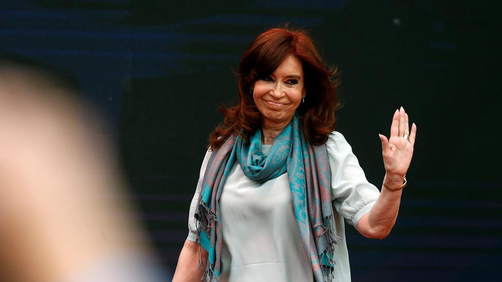 Ex-President Cristina Kirchner to run for vice president in October