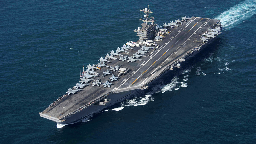 Arab nations begin 'enhanced security patrols' in Persian Gulf – US Fifth Fleet
