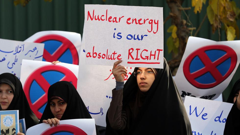 Iran announces four-fold increase in uranium enrichment