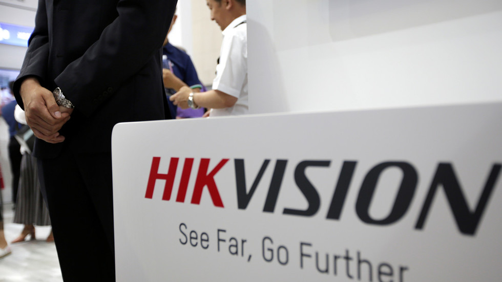 Top Chinese CCTV manufacturers Hikvision & Dahua named as next US