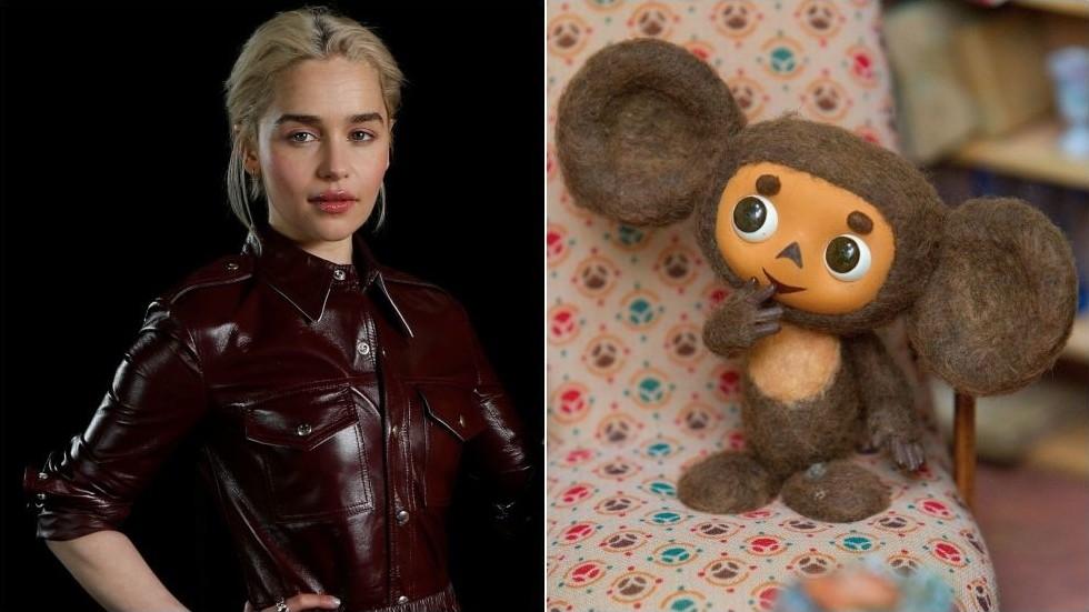 Cheburashka Daenerys & Piglet John Snow: Game of Thrones characters reimagined as Russian CARTOONS