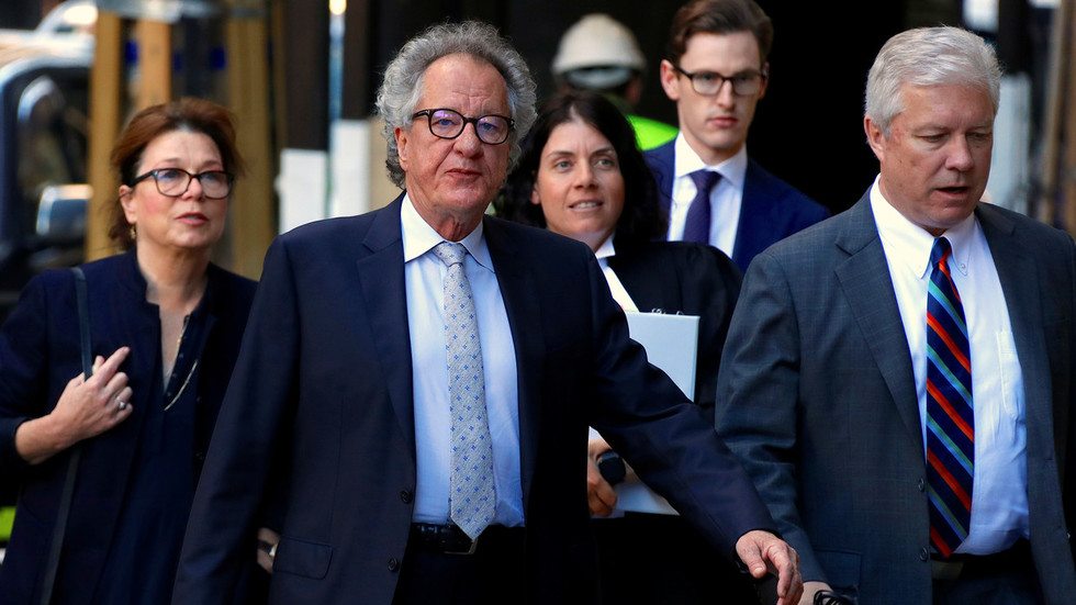Actor Geoffrey Rush wins record US$1.9mn in Daily Telegraph #MeToo defamation case