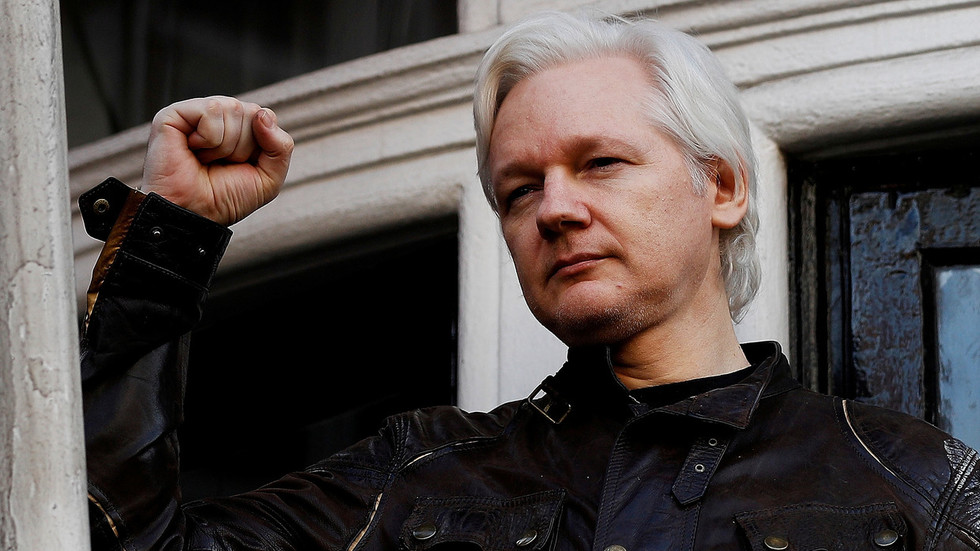 Up to 170 yrs in prison: US slaps Julian Assange with 17 more charges under Espionage Act
