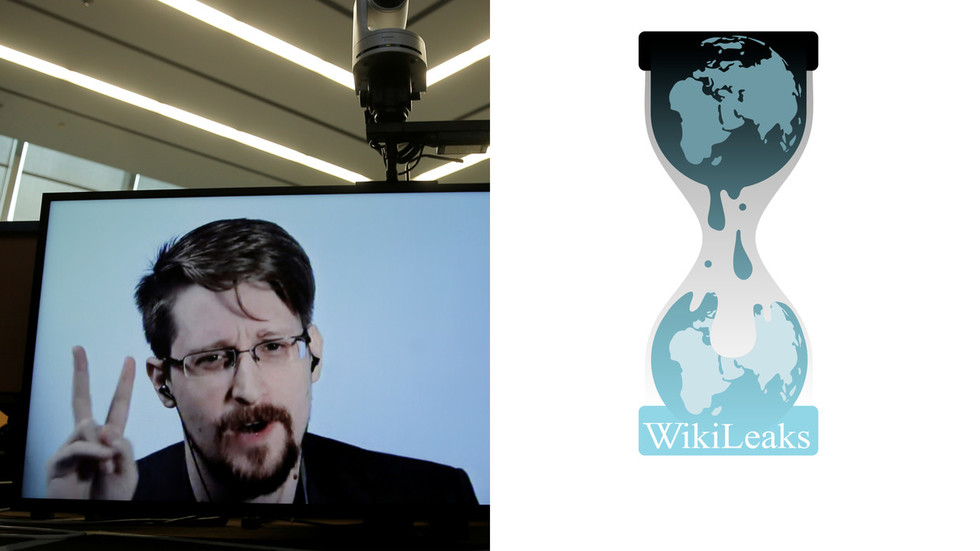 'War on journalism': Snowden slams US indictment against Assange
