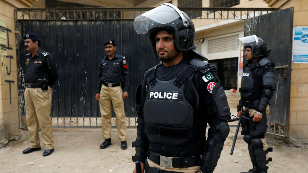 Blast rocks mosque in Pakistan during Friday prayers, casualties reported