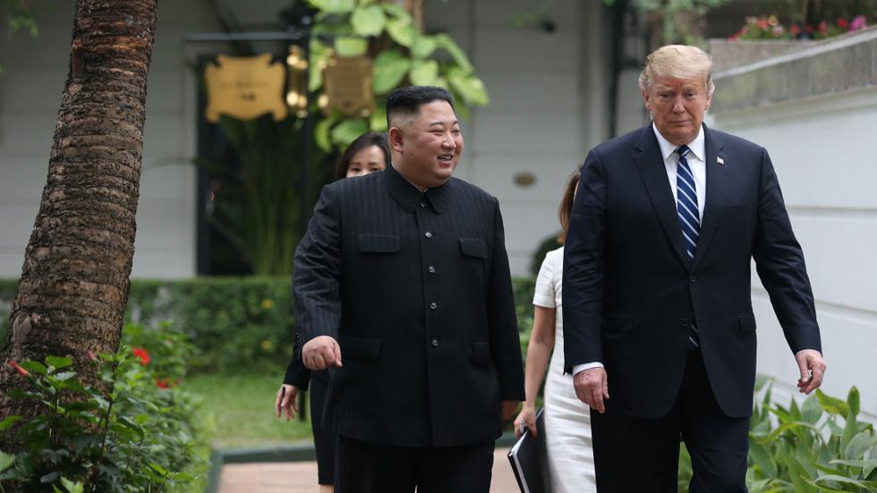 Budding bromance? Trump says 'very smart' Kim Jong-un knows N. Korea must give up nukes