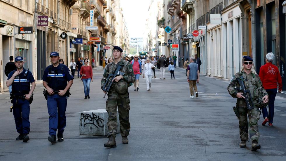 French police arrest suspect over Lyon bomb blast, Interior Minister Castaner says