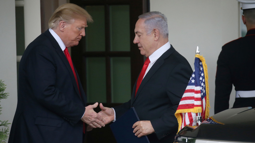 'Stronger than ever': Trump weighs in as Israel's Netanyahu struggles to form government