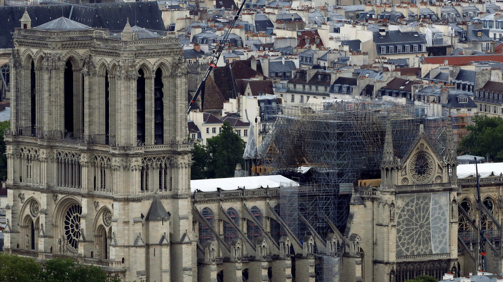 No rooftop gardens: French Senate says Notre Dame must be restored as before