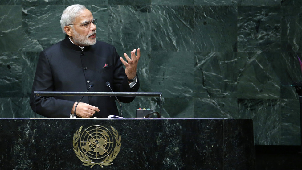 'The world needs India': New Delhi seeks permanent seat at UN Security Council