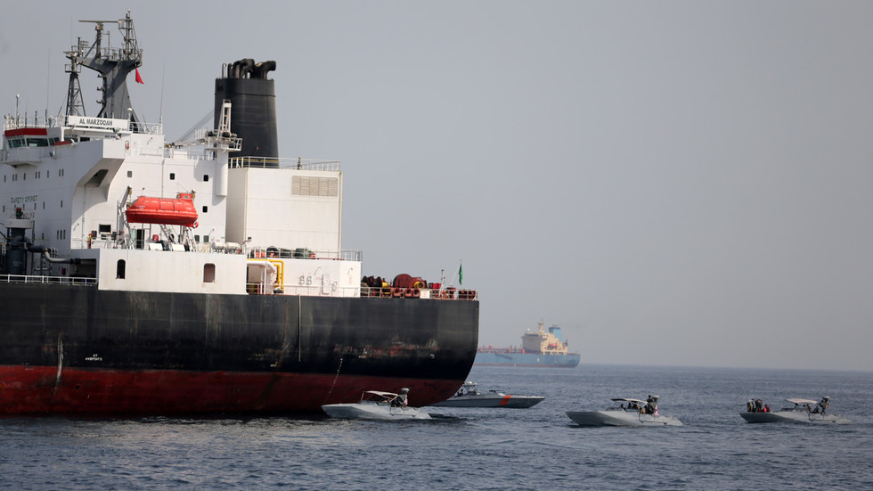 Iran lashes out at 'warmonger' Bolton over 'ridiculous' claims about UAE oil tanker attacks