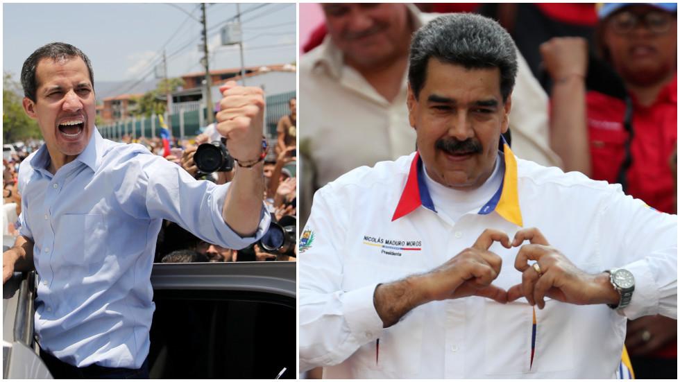 US hawks pushing Venezuela to 'another Vietnam', analyst warns, ahead of Guaido-Maduro talks
