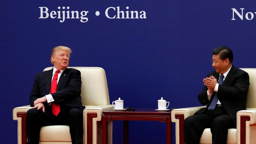 'Naked economic terrorism': China rails against trade war provocateurs & bullies